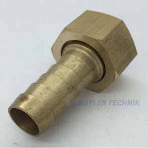 3/4 BSP x 19mm Hose tail coolant circuit connection | 41J0026 | 4116386A
