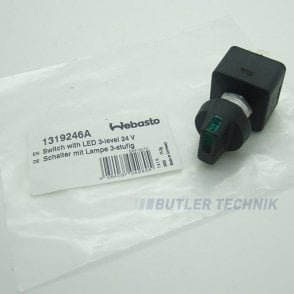 Webasto 3 Position Switch 24v | 1319246A | 103877