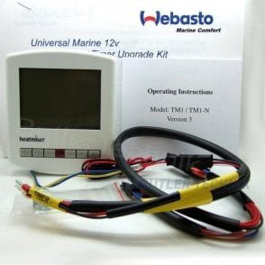 Webasto 7 Day Marine Timer Programmer Thermo Top 12v Heater | 4110551A