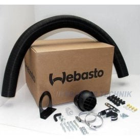 Webasto Air Top 2000 heater installation & ducting kit