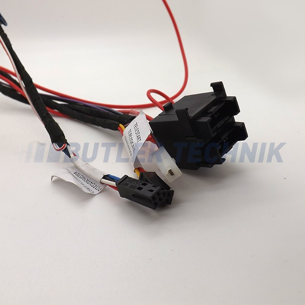 Webasto Air Top 2000 Stc Wiring Harness 9033755a