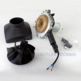 Webasto Air Top 2000ST Motor Assembly 12v | 1303846A
