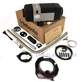 Webasto Air Top EVO 40 4kW RV Motorhome Camper Diesel Air Heater Twin Outlet Kit 12v | Special Offer