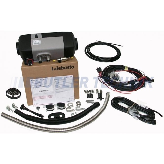 Webasto Air Top Evo 40 Diesel 12v Heater Kit | 4111387B