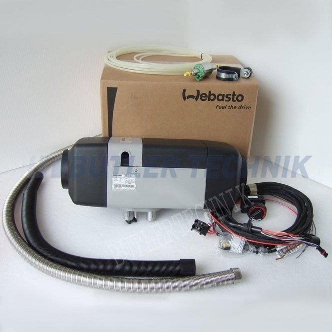 Webasto Air Top EVO 40 Petrol 12v Heater Kit | 4111653A