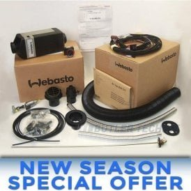 Webasto Air Top Heater 2000 ST C 24v Kit | New season special offer