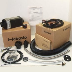 Webasto Air Top Heater 2000 STC 24v Kit | 4111386B | 9032229A