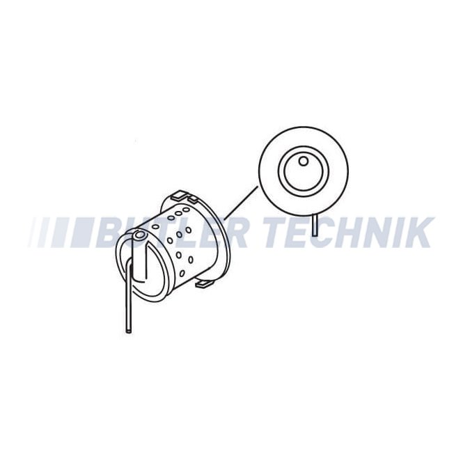 Webasto Burner Assembly Diesel Thermo Top | 26240C