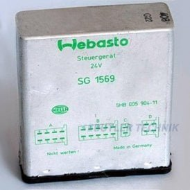 Webasto Control Unit 24v Thermo 90 | 24376D