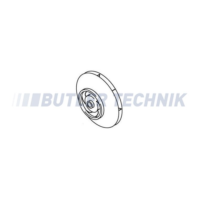 Webasto DBW Combustion Air Fan | 275611