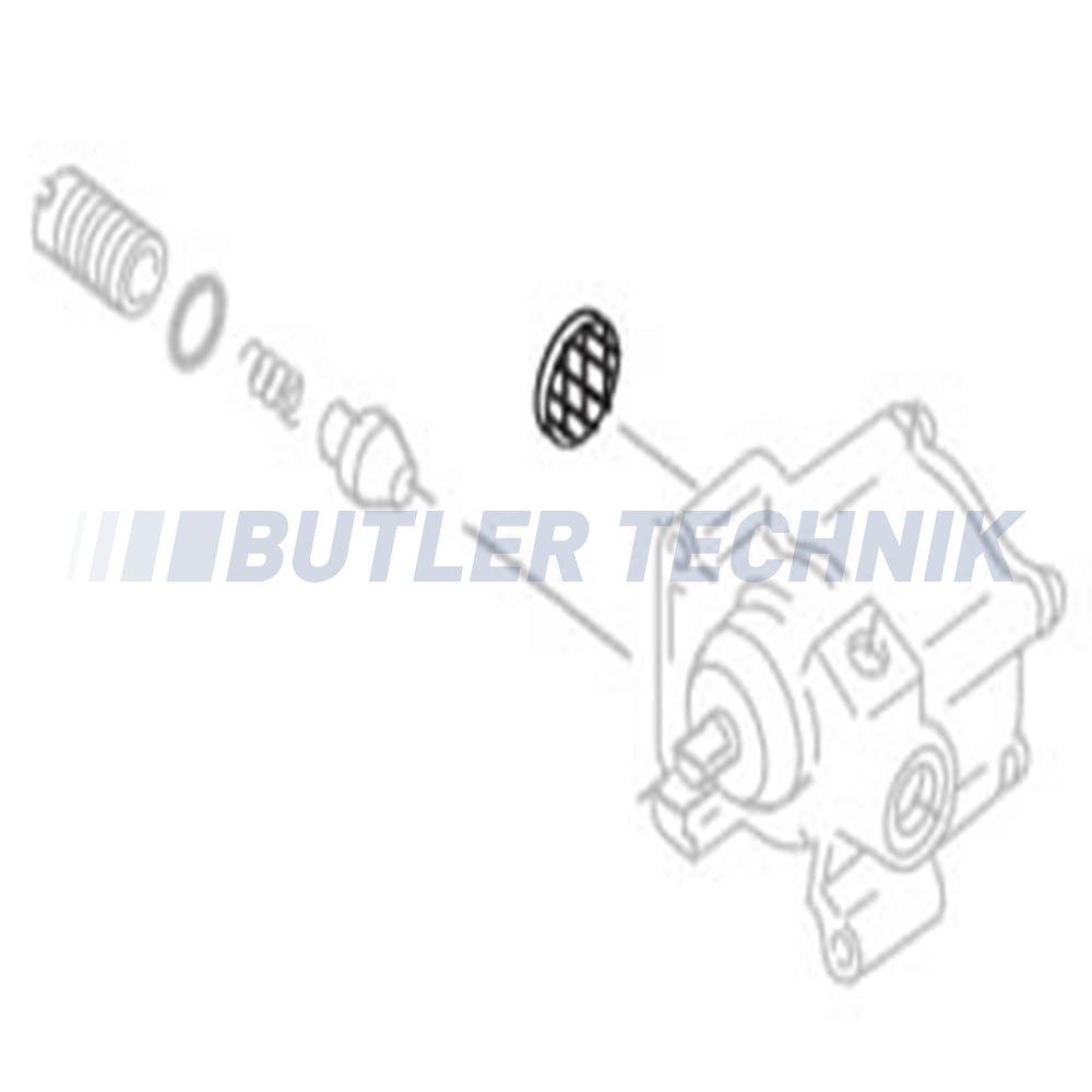 webasto dbw fuel filter gauze