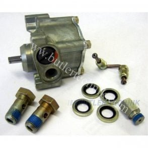 Webasto DBW300 heater Fuel Pump - DBW2010 10 bar | 66544A