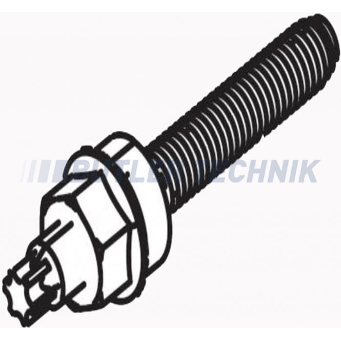 Webasto Dual Top Safety Screw | 1314752A