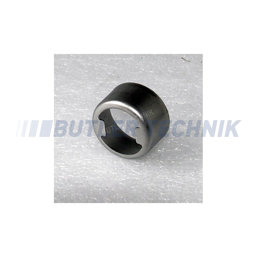 Eberspacher or Webasto heater 22mm exhaust clamp and embellisher end cap