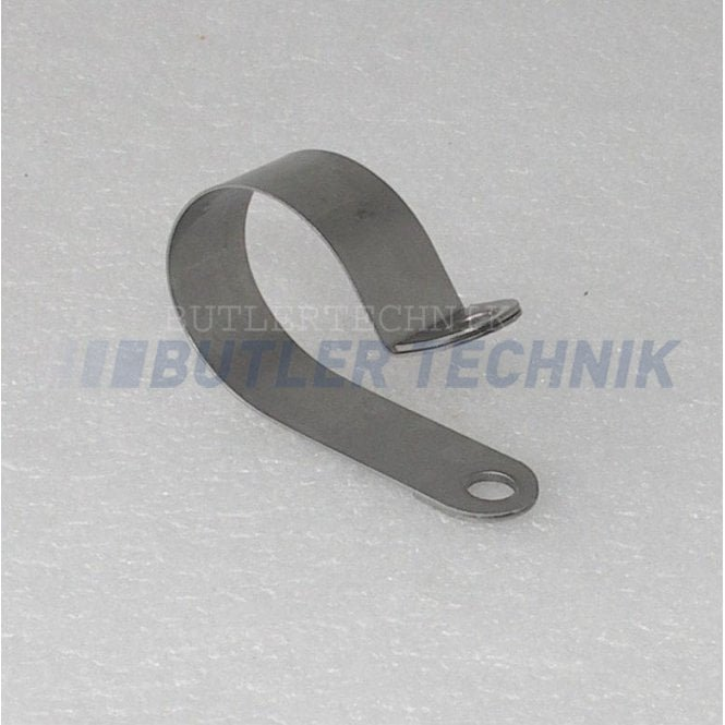 Webasto Exhaust pipe P-Clip 33mm | 499021 | 1320064A