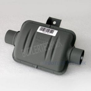 Webasto Exhaust Silencer 38mm | 19562E | 1320840A