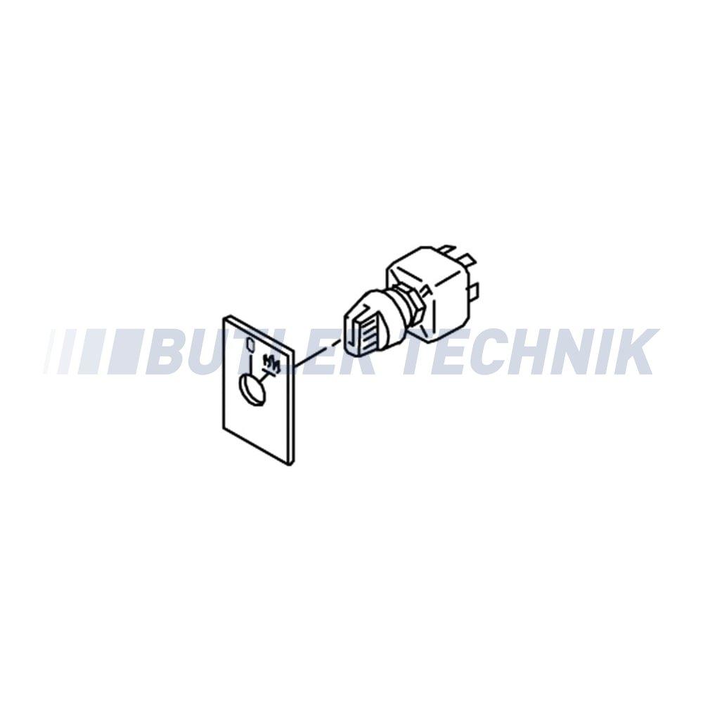 Webasto Webasto heater 12v control Switch 2 Position | 109995 | 9032550A