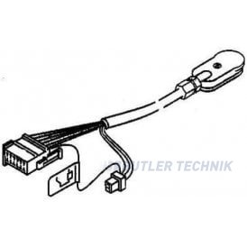 Webasto Heater cable to control unit - Air Top 24 and Air Top 32