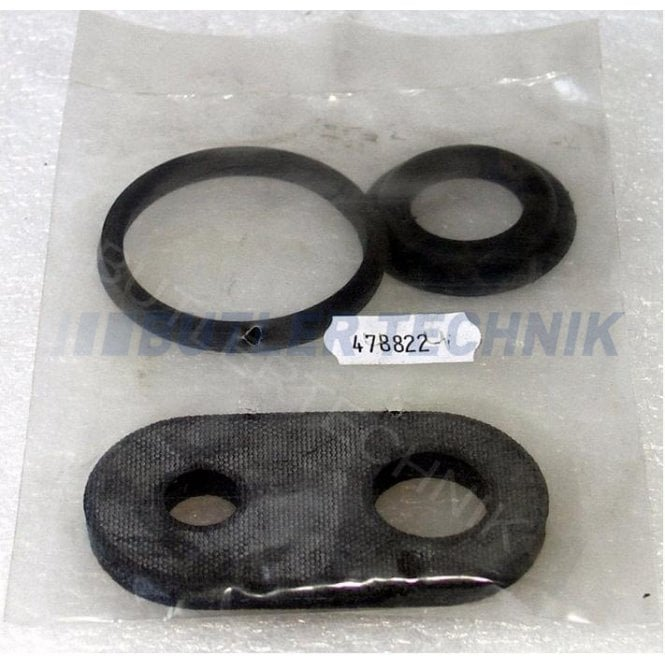 Webasto Heater HL18 & Air Top 18 base Gasket Set | 478822