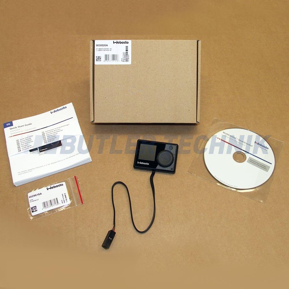 Webasto Heater Smart Controller 9030026d 9030026a Thermo Top Z Cd Wiring Diagram Select
