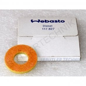 Webasto HL18 DIesel Burner Matting also Webasto Air Top 18 | 117827 | 1319260A