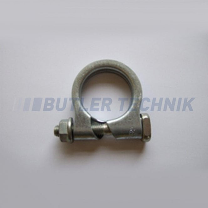 Webasto or Eberspacher Exhaust Clamp 30mm | 9011844B | 1320203A