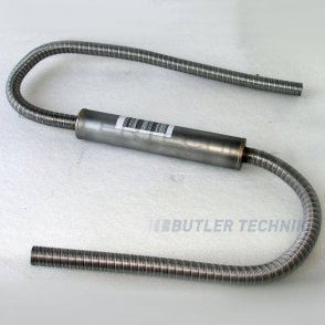 Eberspacher Espar or Webasto Exhaust Pipe 24mm 90394a 5m 36061296
