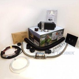 Webasto Air Top 2000 STC Motorhome and RV heater kit 4114762A