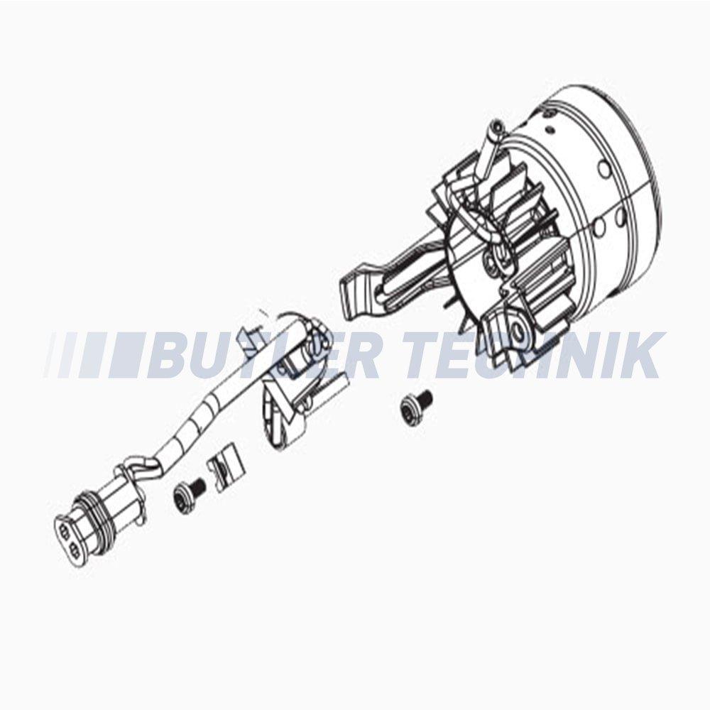 webasto thermo pro 90 diesel burner  u0026 glow pin 12v