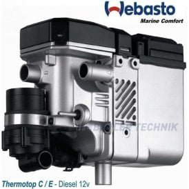 Webasto Thermo Top C narrowboat kit | 41K5037C