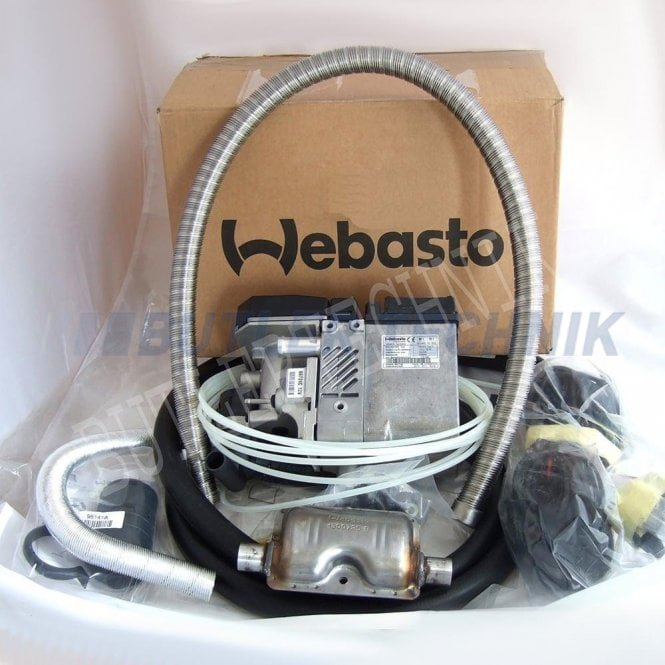 Webasto Thermo Top C Petrol Heater Kit 12v (w/out control) | 9003167A