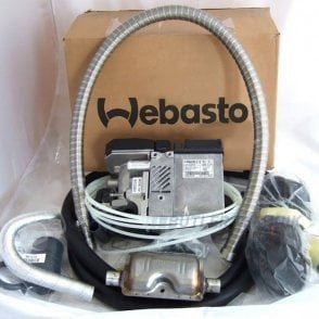 Webasto Thermo Top C Water Heater Central Heating 12v - incl. Timer