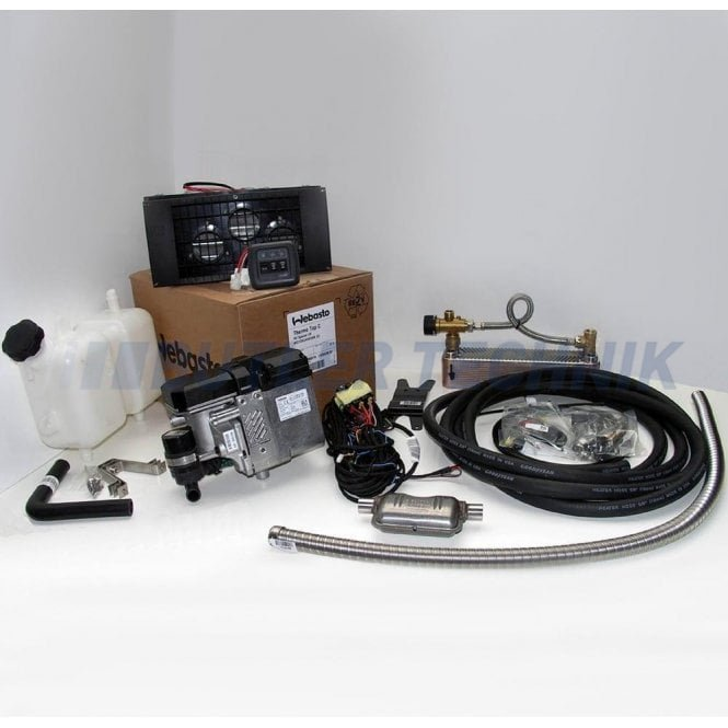 Webasto Thermo Top C300 Diesel Camper Heating Kit | 41K107D