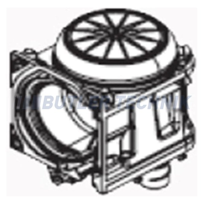 Webasto Thermo Top Evo 4 Combustion Fan Diesel 12v | 1315943A