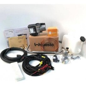 Webasto Thermo Top Evo 5 Diesel Narrowboat kit with seven day timer | 4117864A