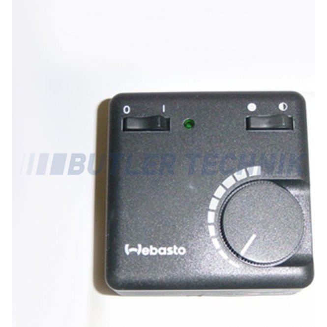 Webasto Thermostat Twin Switched