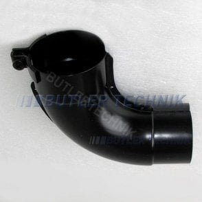 Webasto water heater 80mm exhaust elbow | 128503