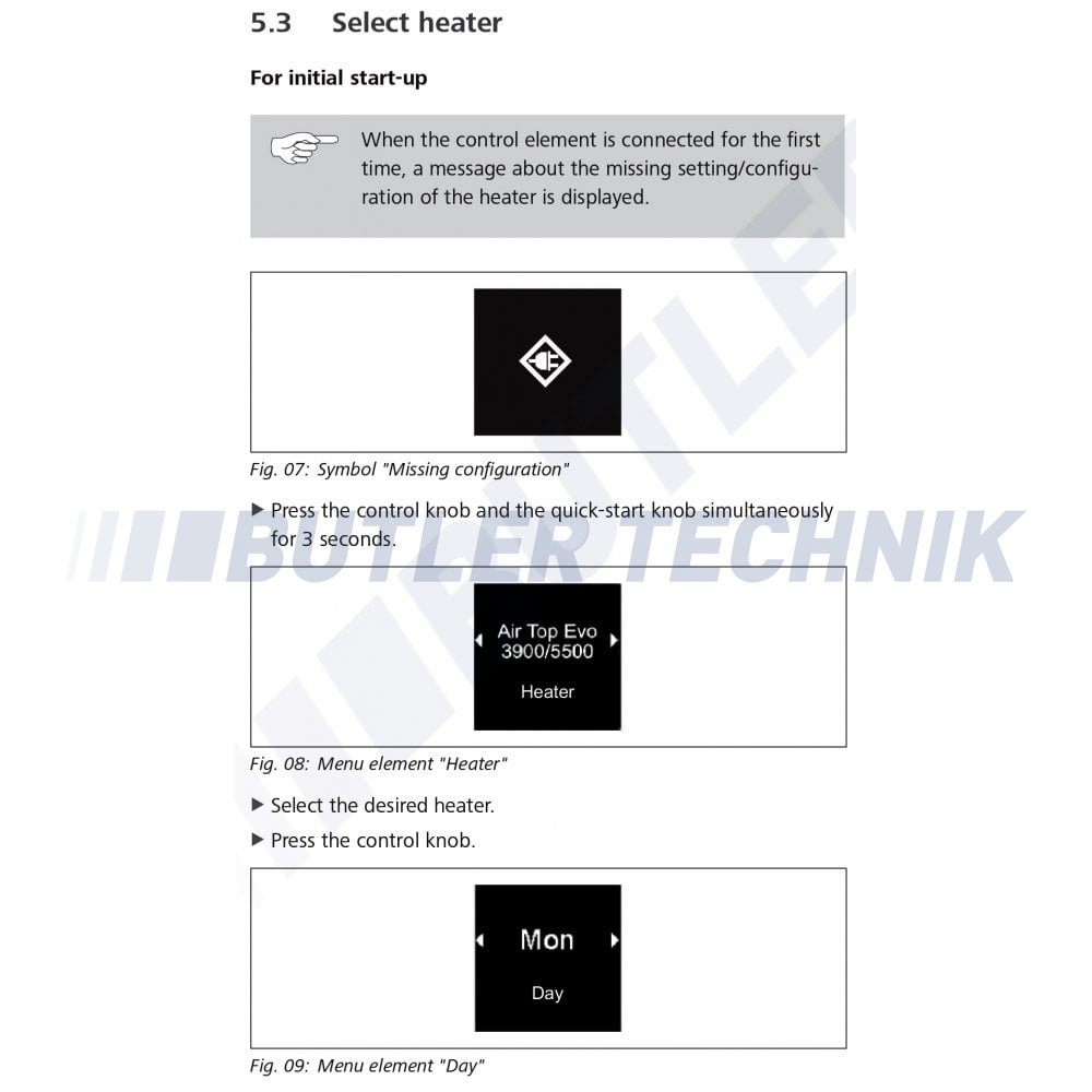 Webasto Water Heater Timer Marine Rv Multicontrol 9030911d Thermo Top Z Cd Wiring Diagram Hd For
