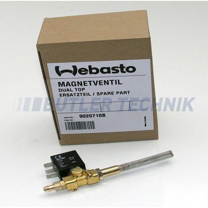 webasto heater dual top rha 100 solenoid valve 9020710a. Black Bedroom Furniture Sets. Home Design Ideas