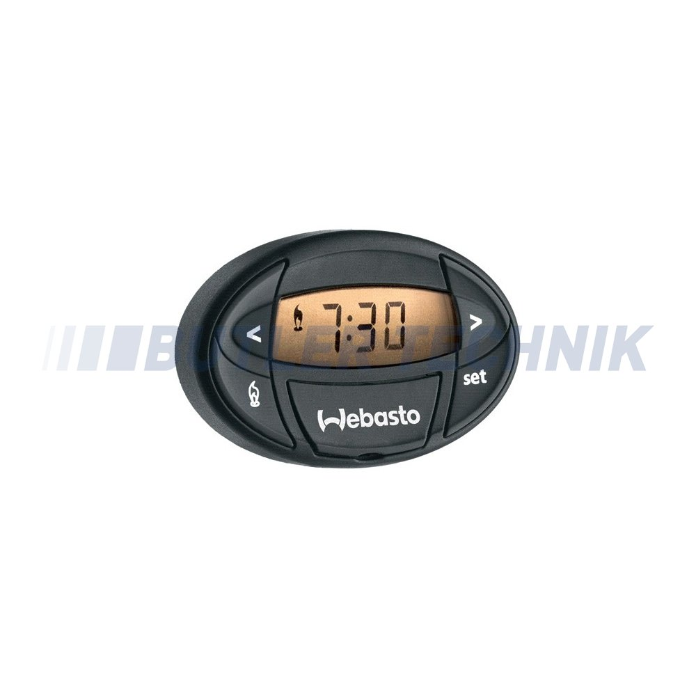 webasto oval timer 1533 for thermo top c heater 1301122c. Black Bedroom Furniture Sets. Home Design Ideas