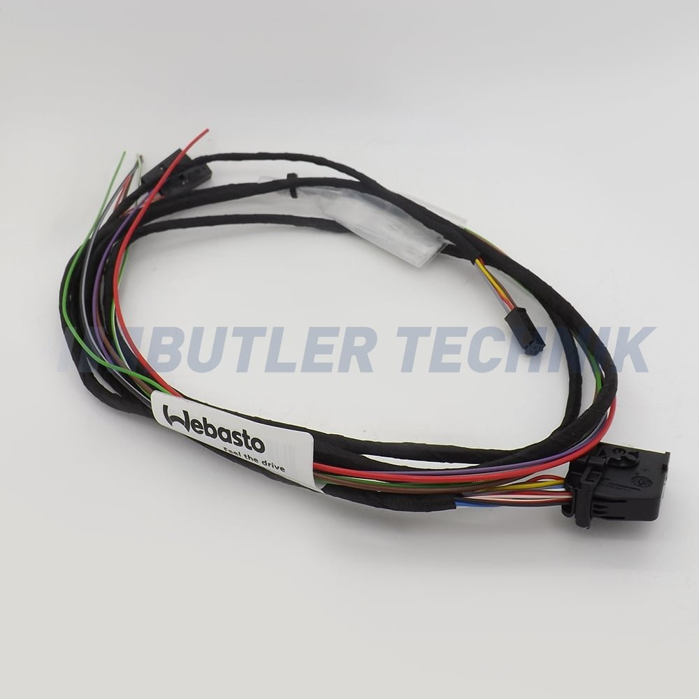 Wiring Harness Purpose : Webasto wiring electric harness unibox air top st at
